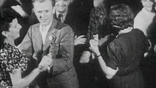 Swing Dancers Nazi Germany